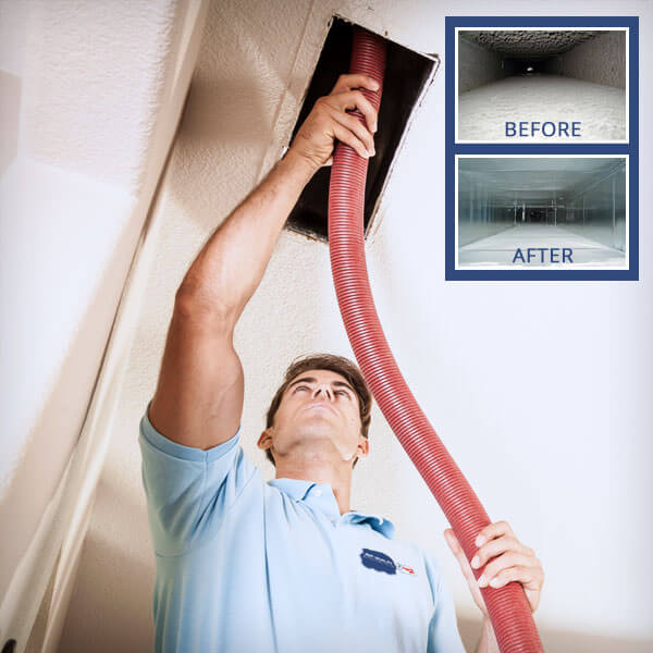 Air Ducting Cleaniing and Sealing for Sedona, Cottonwood and Verde Valley